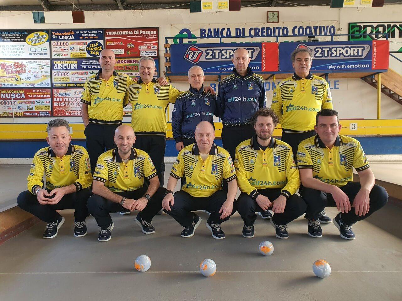 Serie A: a valanga Boville e Rubierese