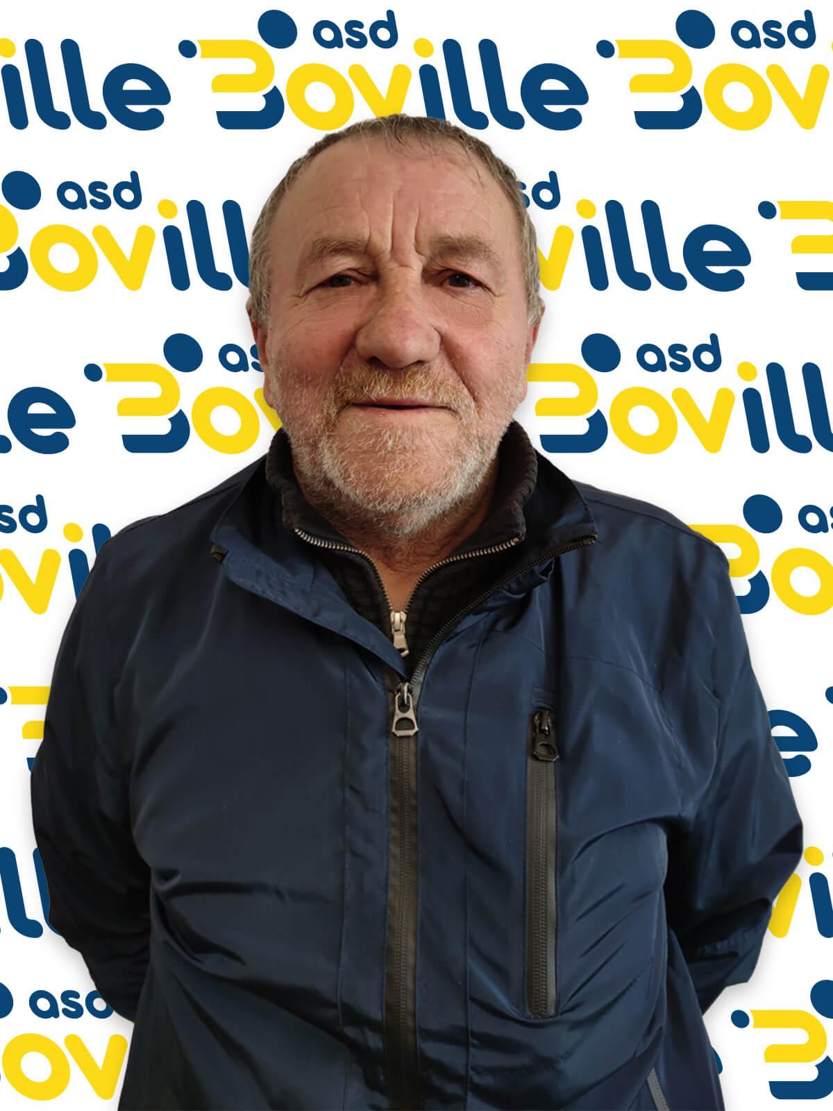 Dario Marinelli Vice Presidente ASD Boville